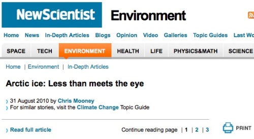 good use of pagination by newScientist